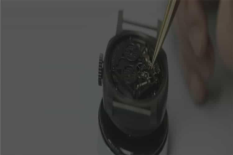 劳力士维修地址手表抛光