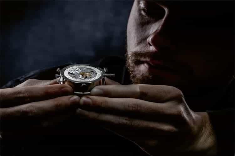 瑞宝手表维修服务手表表盘维修