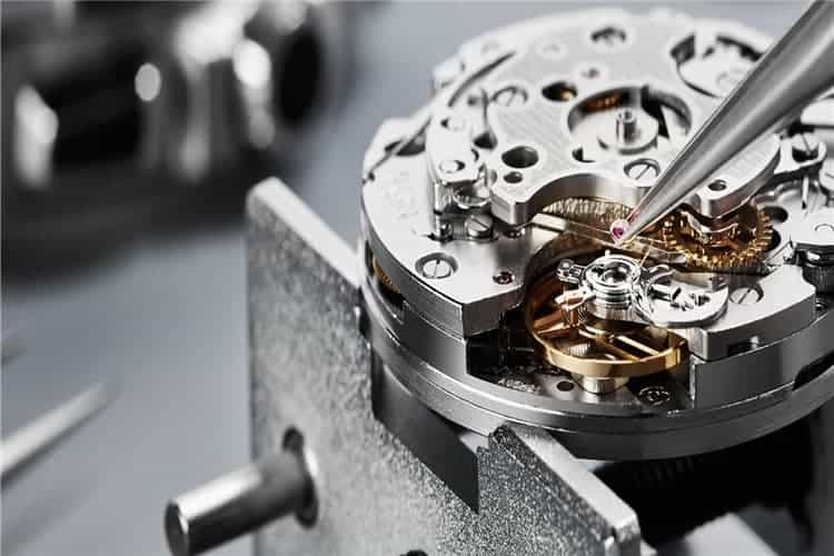 浪琴手表售后服务钨钢手表配件