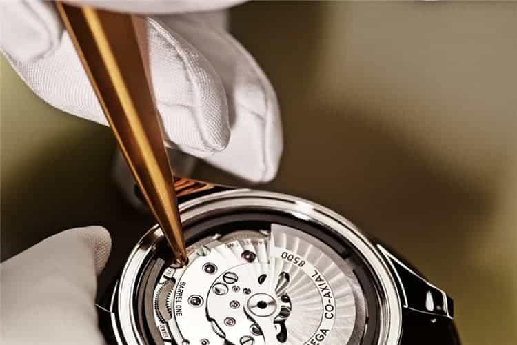 万国手表维修服务钨钢手表配件